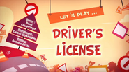 Let's Play Driver's License
