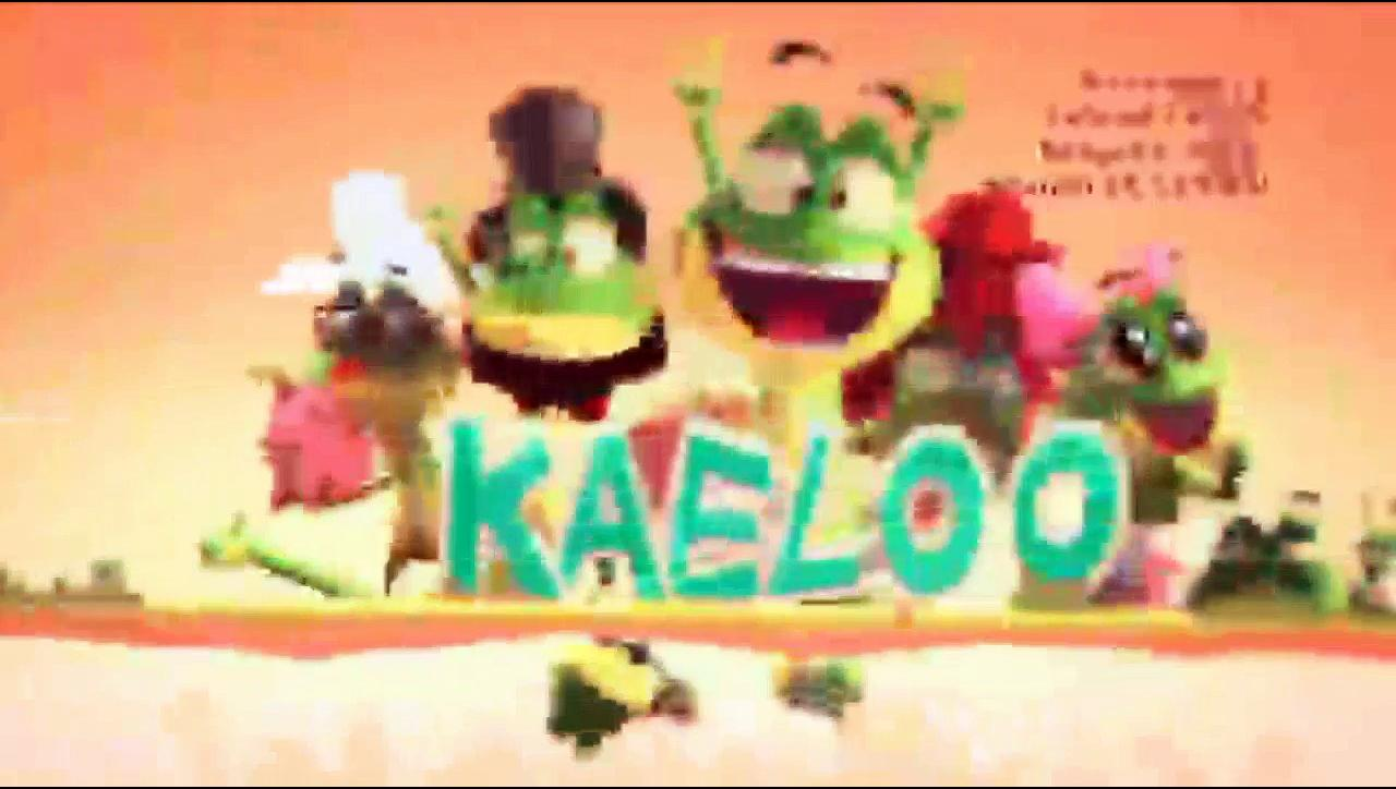 Kaeloo S1E48 Let's Play Figurines