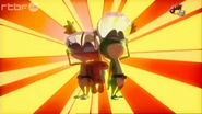 Smileyland's Space Commandos