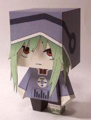 Papercraft Kido Extra