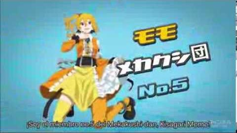 【Momo】 Anime 「Mekakucity Actors」 Quinto Vídeo Promocional
