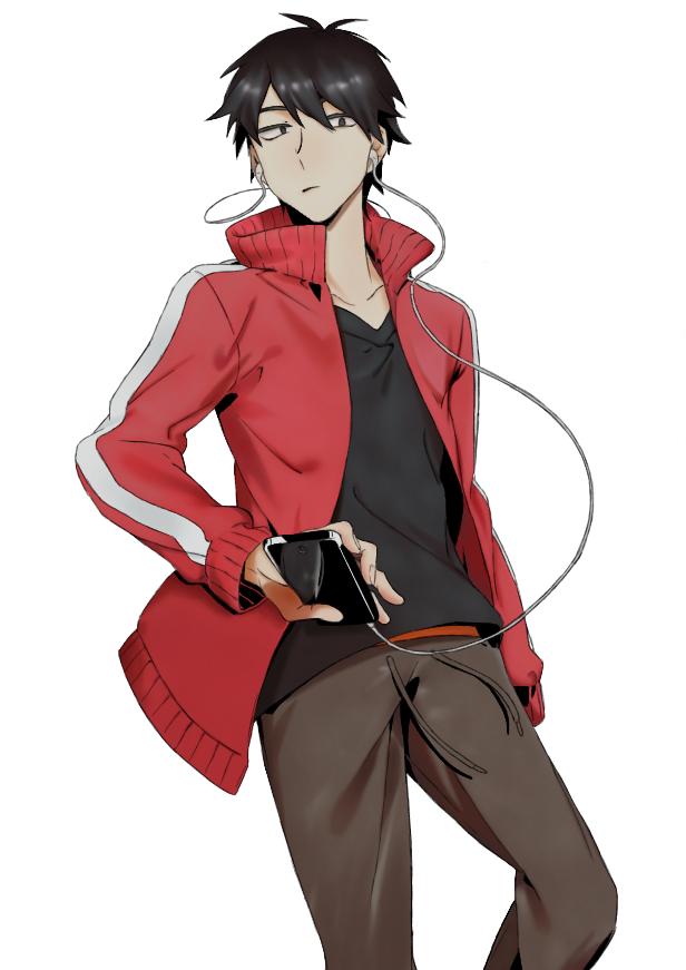 MekakuCity Actors,Kano Shuuya Hoodie Short-sleeved Jacket Coat Costume