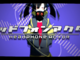 Headphone Actor