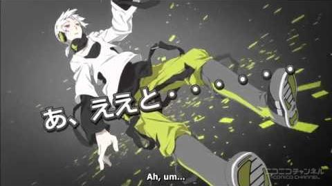 """Mekakucity Actors"" Anime CM 04"