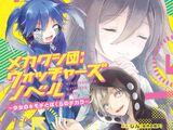 Mekakushi Dan: Watchers Novel