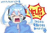 Sayuki Ene Help