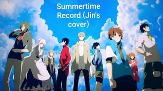 Summertime Record (Jin's cover)