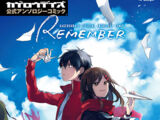Kagerou Daze Official Anthology Comic -REMEMBER-