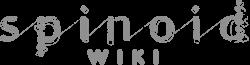 Spinoid Wordmark
