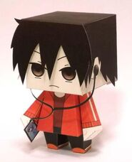 Papercraft Shintaro
