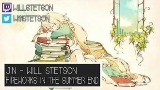 Fireworks in the Summer End (English Cover)【Will Stetson】「忘れてしまった夏の終わりに」