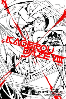 Kagerou Daze Novel 8 eng