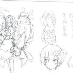 Yozakura Concept Art (Design Prototype)