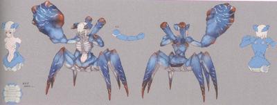 Crab Madame Yoma