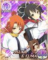 Asuka and Fuma (SK NW) 2