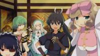 Hibari Meeting the Hebijo Elites CG (SKB)