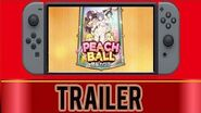 Peach Ball - Nintendo Switch (Japanese Trailer)-3