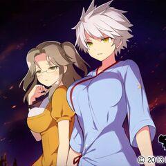 Miyabi and Imu