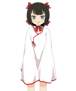 Child Kagura render