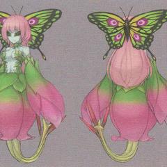 Flower Sprite