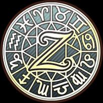 Senrankagura zodiac association