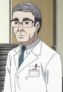 Dr Tanuma Anime