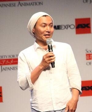 Masaaki Yuasa at Anime Expo 2013