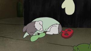 A-sleeping-quilt