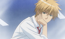 Thoughful usui