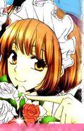 Honoka in the manga
