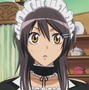 Ayuzawa surprised