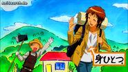 Hinata leaves the farm
