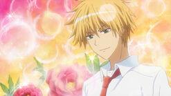 Takumi usui smiling
