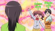Sakura and Shizuko appear