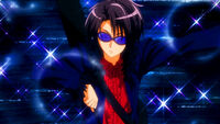 Misaki cool appearance