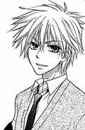 Takumi manga profile