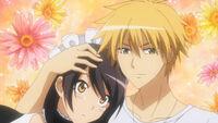 Sweet takumi and misaki