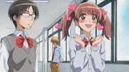 Sakura in love