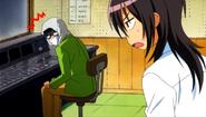 Misaki found Kanou