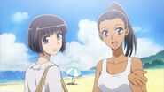 Satsuki and nagisa