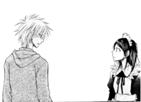 Takumi discovers Misa's secret
