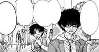 Kanou questioned by Yukimura