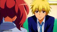 Kuga asks about Misaki