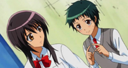 Misaki and shoichiro