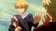 Usui protects Misaki