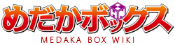Medakabox wordmark