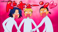 Surprised Moron Trio
