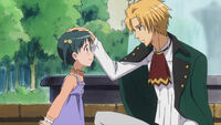 Ruri and her prince, usui