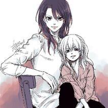 Misaki and Sara