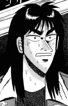 Kaiji Manga Profile